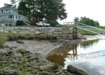 Dolloff Revetment, Saco, Maine