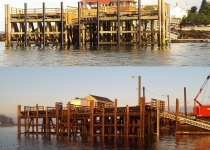 Maine DOT, Casco Bay Ferry Piers, Portland Area